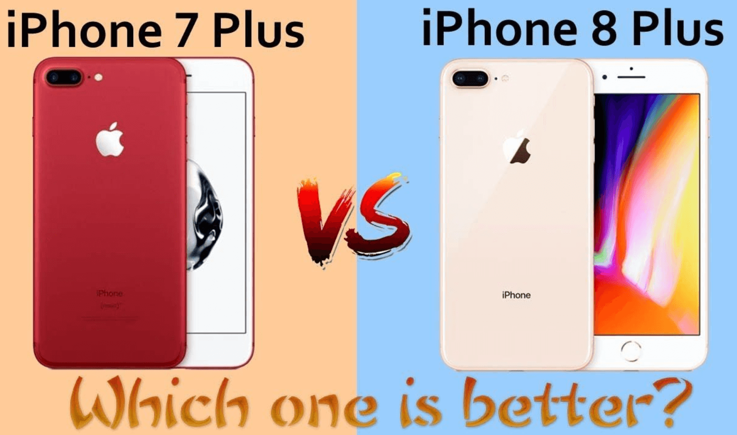 Is It Worth Buying The iPhone 7 Plus In 2020 Or Should Buy The iPhone 8 Plus?