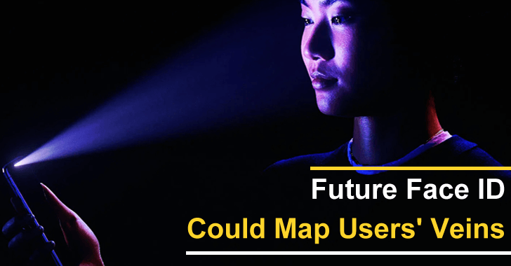Apple's Future Face ID Could Map Users' Veins To Defeat Evil Twin Attack
