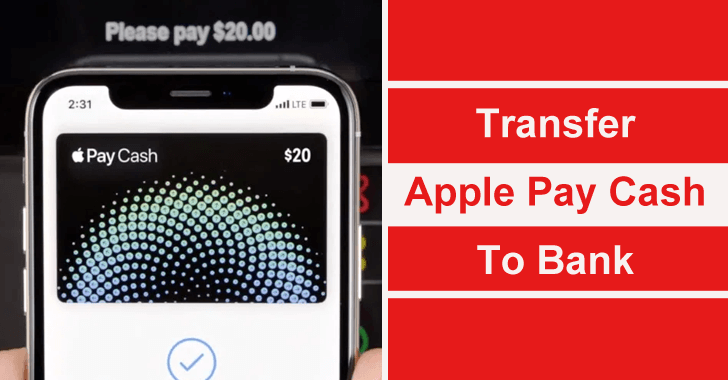 How to Transfer Apple Cash to Bank Account?