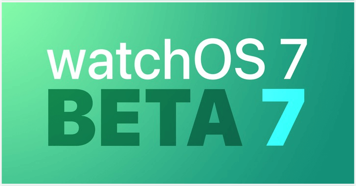 Apple Just Released WatchOS 7 Beta 7 For Developers - DOWNLOAD NOW